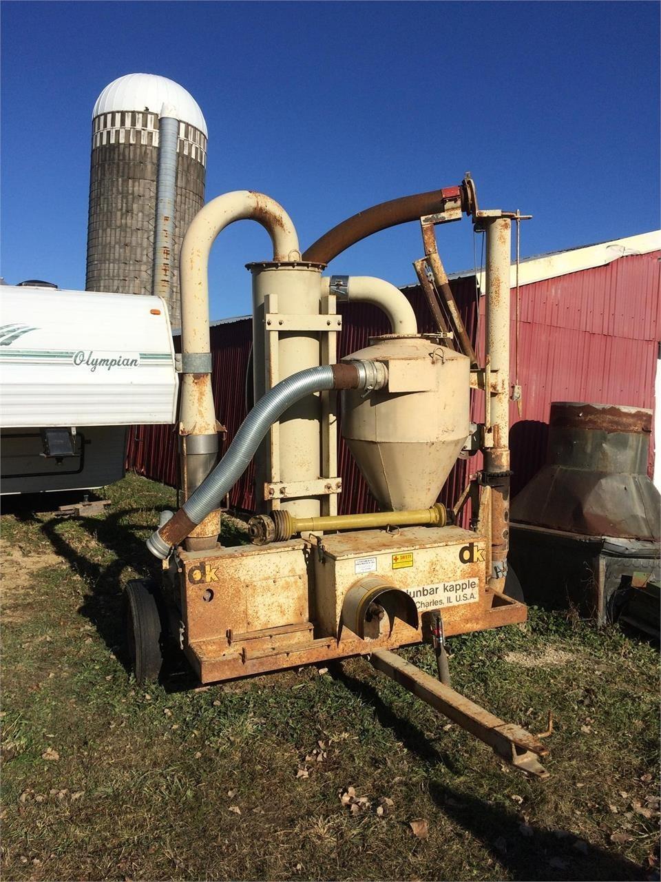 Dunbar Kapple JY1051 Grain Vac