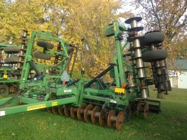 2007 Summers Manufacturing SuperCoulter Vertical Tillage