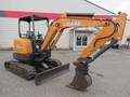 2017 Case CX37C Excavators and Mini Excavator