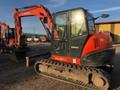 2016 Kubota KX080-4 Excavators and Mini Excavator