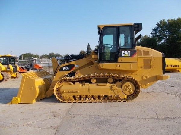 2015 Caterpillar 963K Crawler