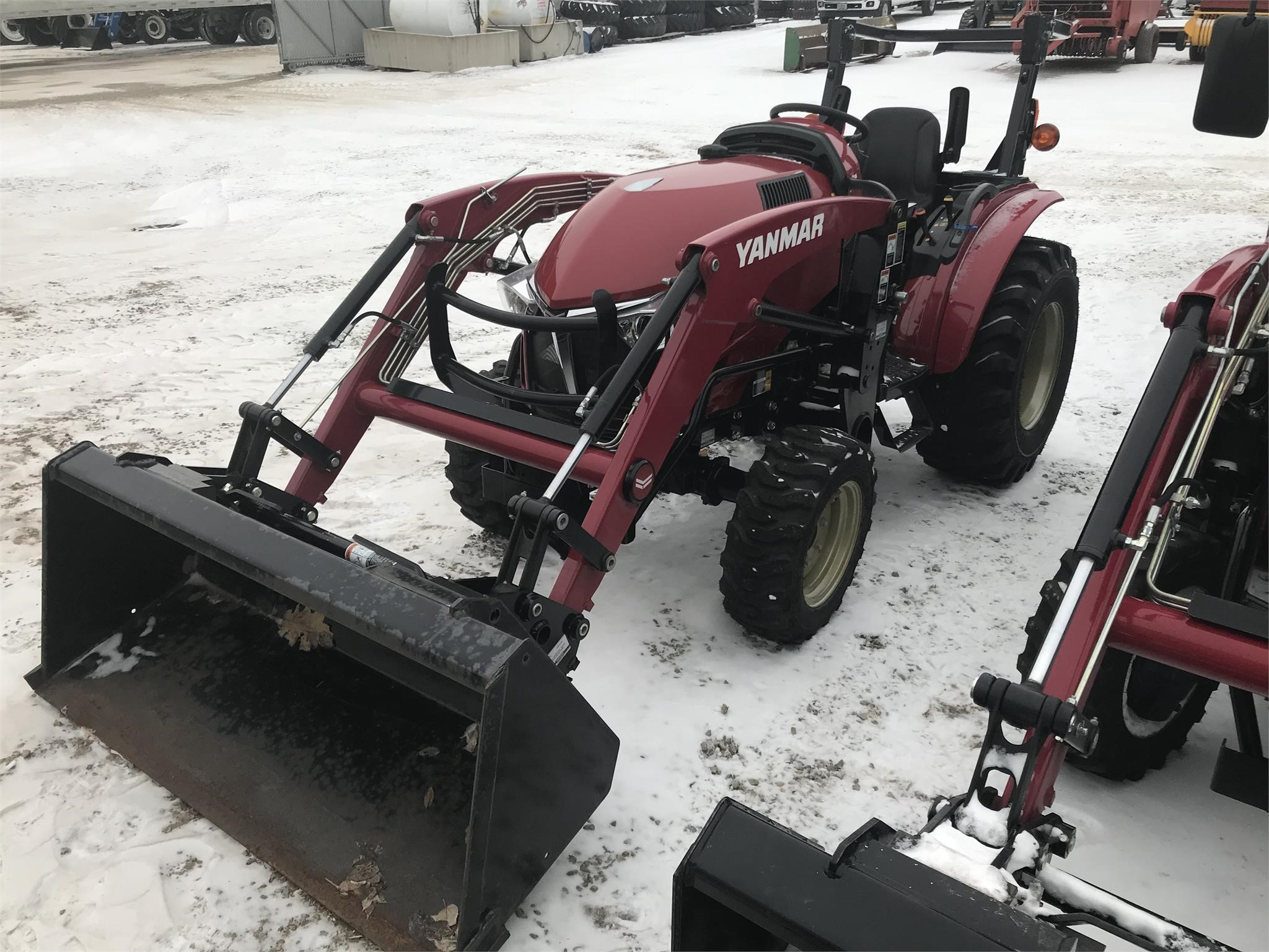 2017 Yanmar YT235 Tractor - Appleton , Wisconsin | Machinery Pete