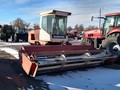 Hesston 6600 Self-Propelled Windrowers and Swather