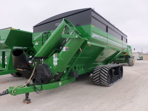 2019 Brent 1596 Grain Cart