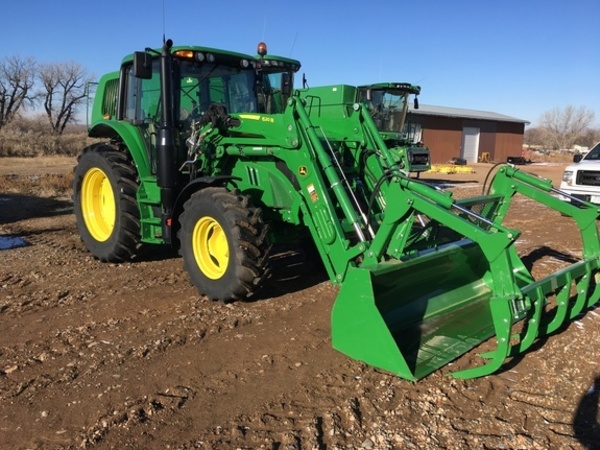 John Deere 620R Front End Loaders for Sale | Machinery Pete