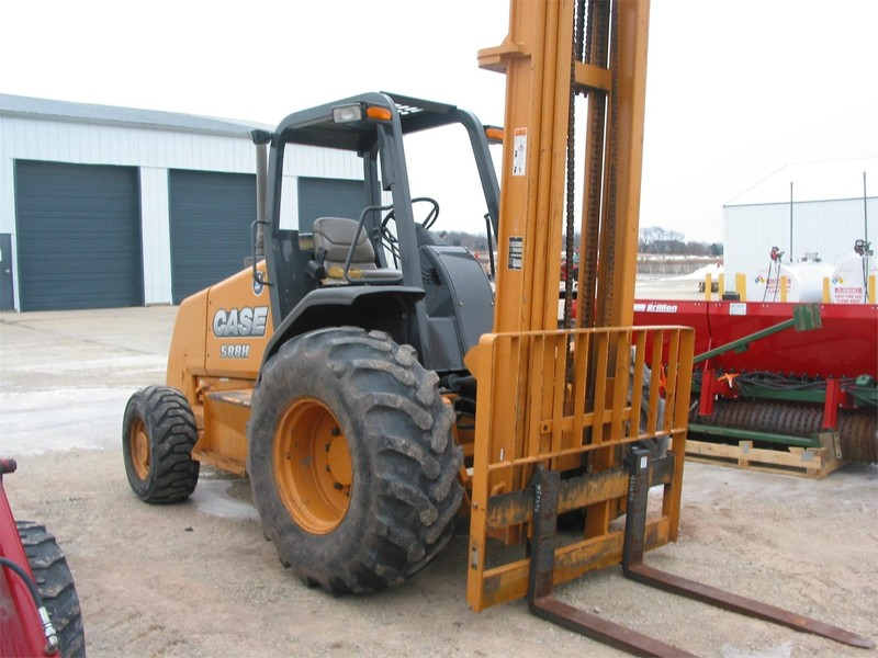 Used Case Forklifts for Sale | Machinery Pete