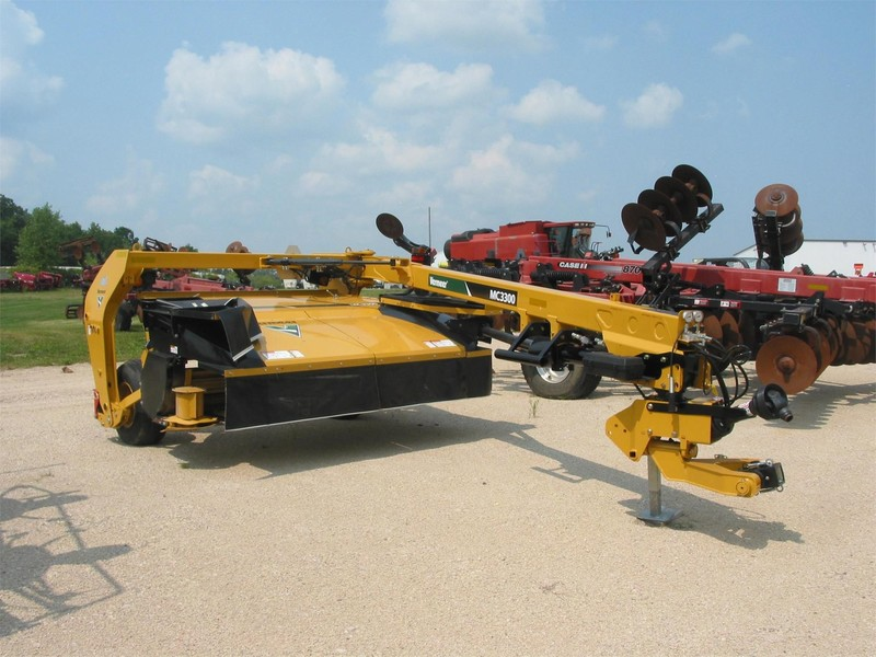 Vermeer MC3300 Mower Conditioner