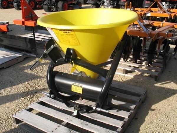 2018 Land Pride FSP500 Pull-Type Fertilizer Spreader