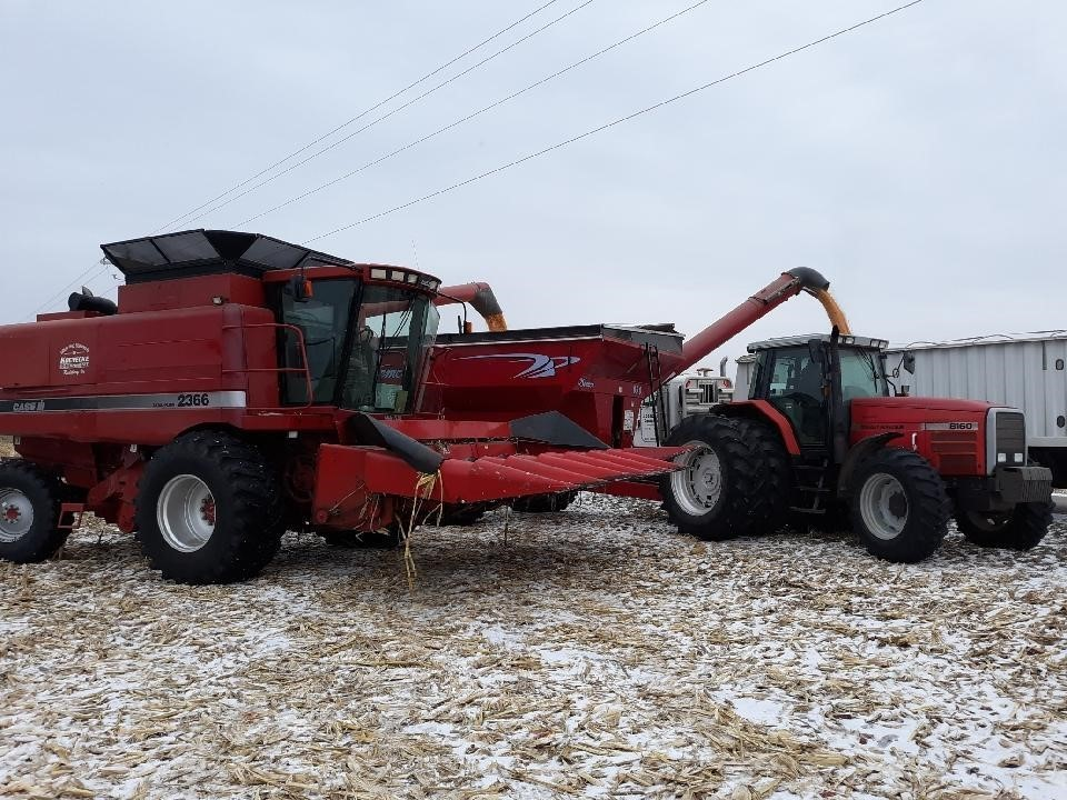 International Harvester 863 Corn Head