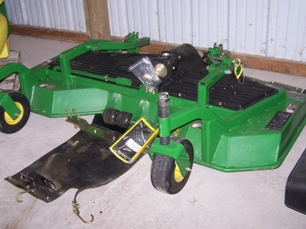 John Deere 72 Deck Lawn And Garden For Sale Machinery Pete