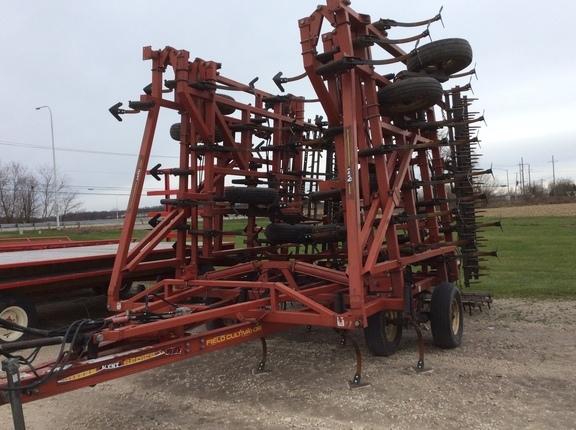 1992 Kent 6542 Soil Finisher