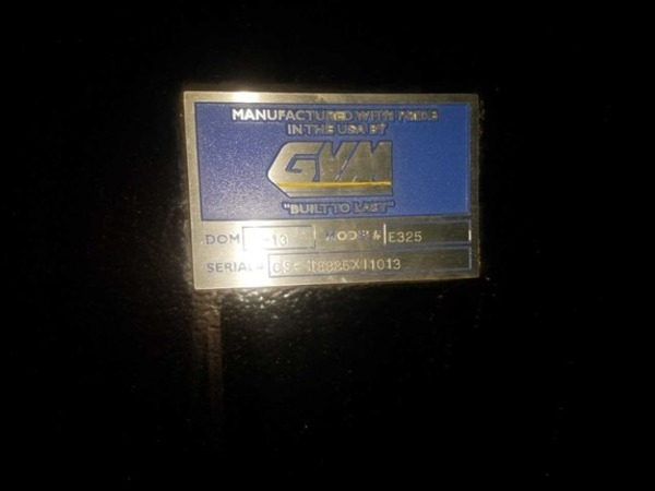 2013 GVM Prowler E325 Self-Propelled Fertilizer Spreader