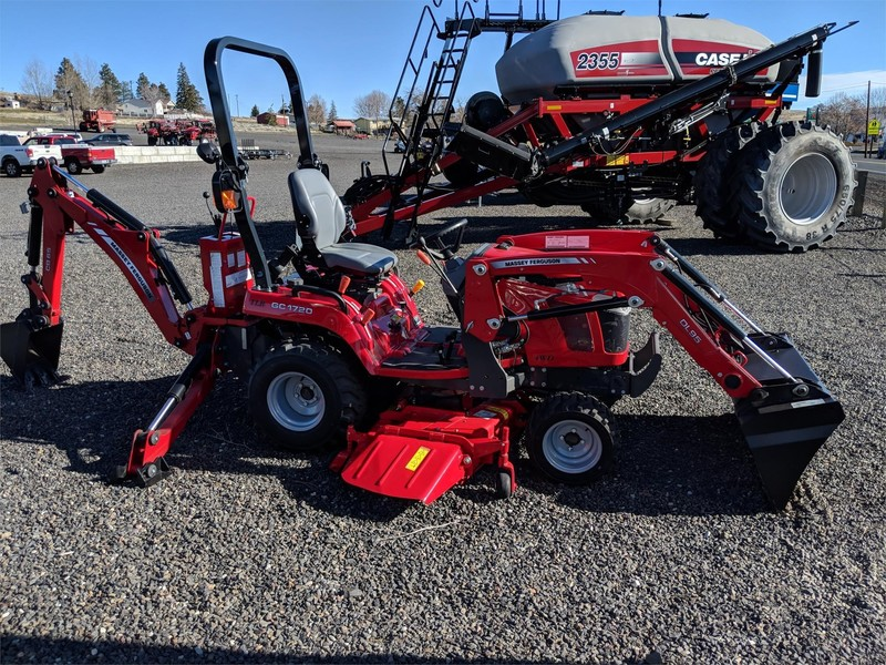 Used Massey Ferguson GC1720 Tractors for Sale | Machinery Pete