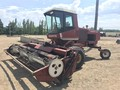 Hesston 6550 Self-Propelled Windrowers and Swather