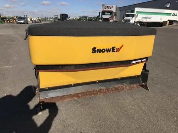 Snow Ex SD1400 Miscellaneous