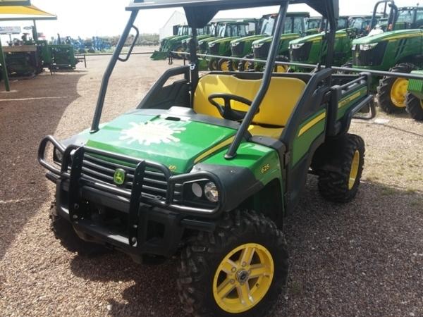 2015 John Deere Gator XUV 625I ATVs and Utility Vehicle