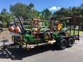 2018 John Deere Landscape Trailer Package Lawn and Garden