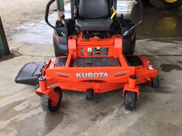 2016 Kubota Z125S Lawn and Garden