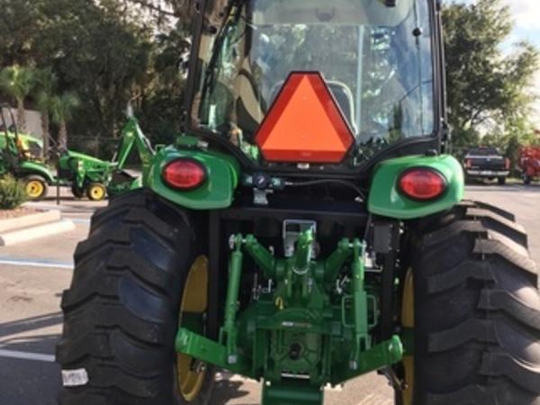 2018 John Deere 4066R Tractor