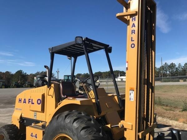 2019 Harlo HP6500 Forklift