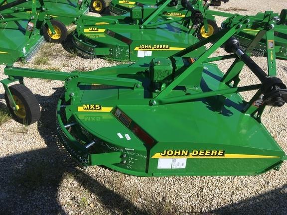 2021 John Deere MX5 Rotary Cutter