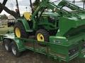 2019 John Deere 3025E tractor package Under 40 HP