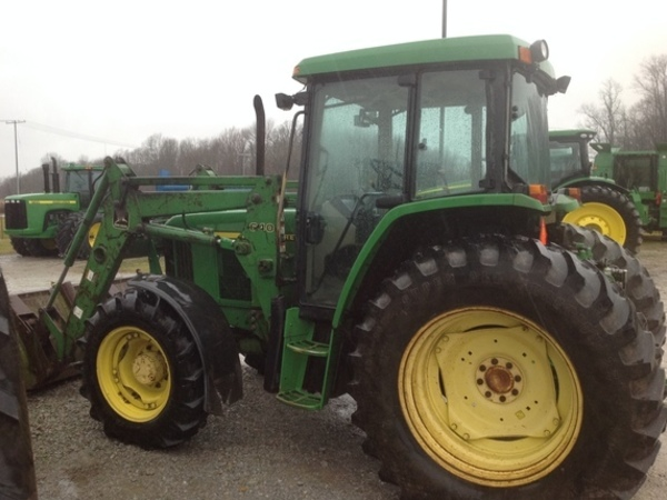 Used Tractors 40-99 HP for Sale | Machinery Pete