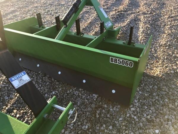 2018 Frontier BB5060 Blade