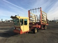 1979 New Holland 1068 Bale Wagons and Trailer