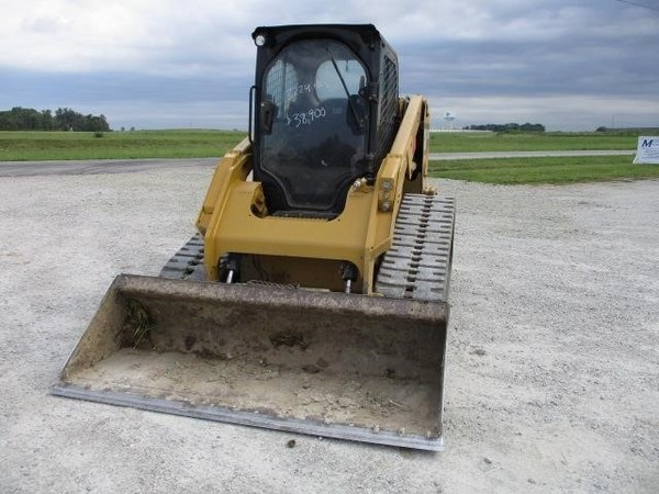 2014 Caterpillar 279D Skid Steer