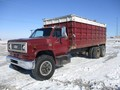 1976 Chevrolet KODIAK C6500 Grain Truck