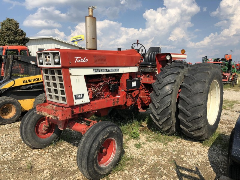 Used International Harvester Tractors for Sale | Machinery Pete on