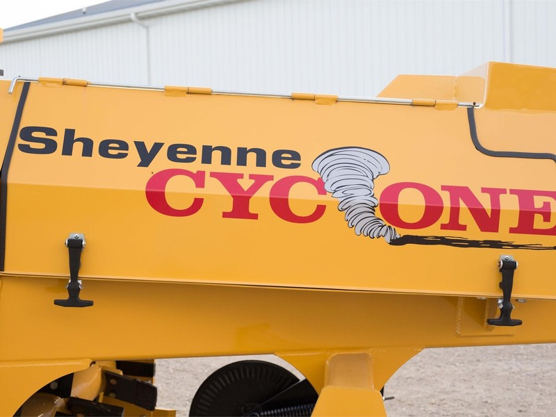 2019 Sheyenne Cyclone Field Drainage Equipment