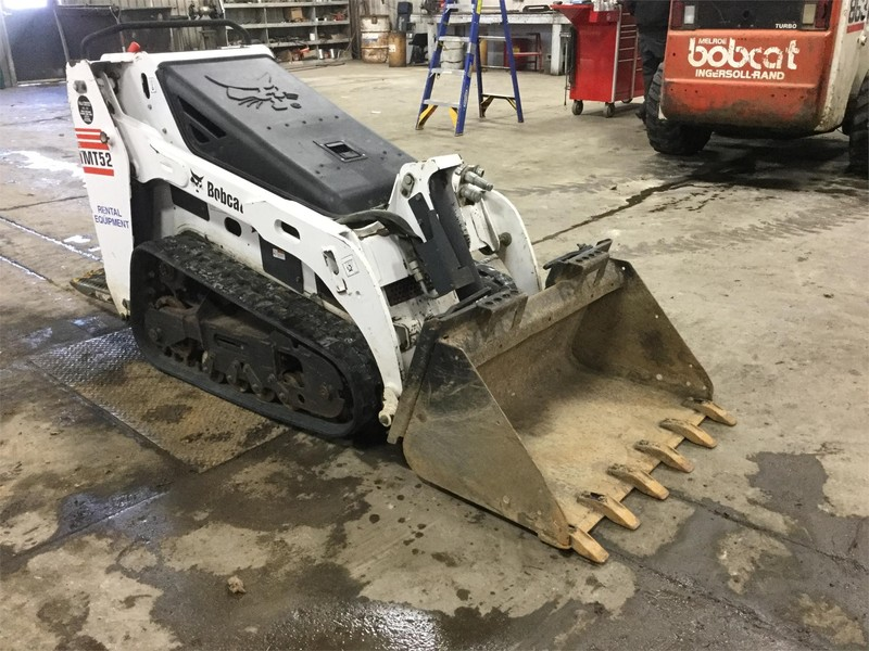 Used Bobcat MT52 Skid Steers for Sale | Machinery Pete