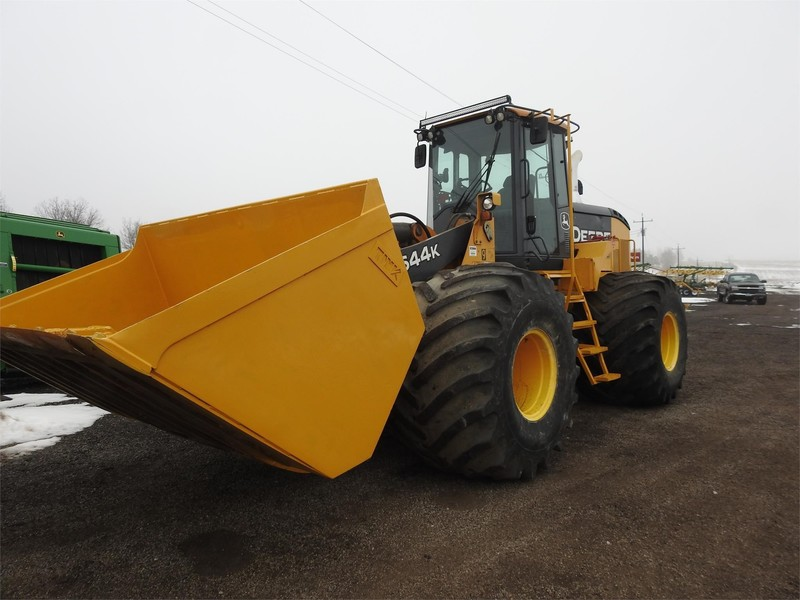 2013 Deere 644K Wheel Loader