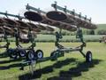 Ogden Metalworks 12 Wheel Rake