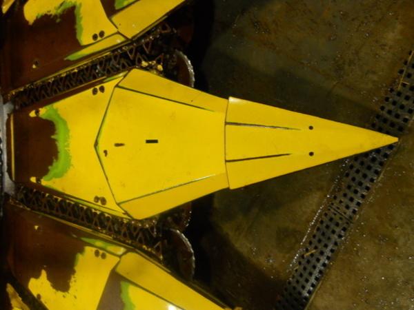 2000 John Deere 666R Forage Harvester Head