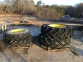 2017 John Deere 18.4-30 and 12.4-24 Wheels / Tires / Track