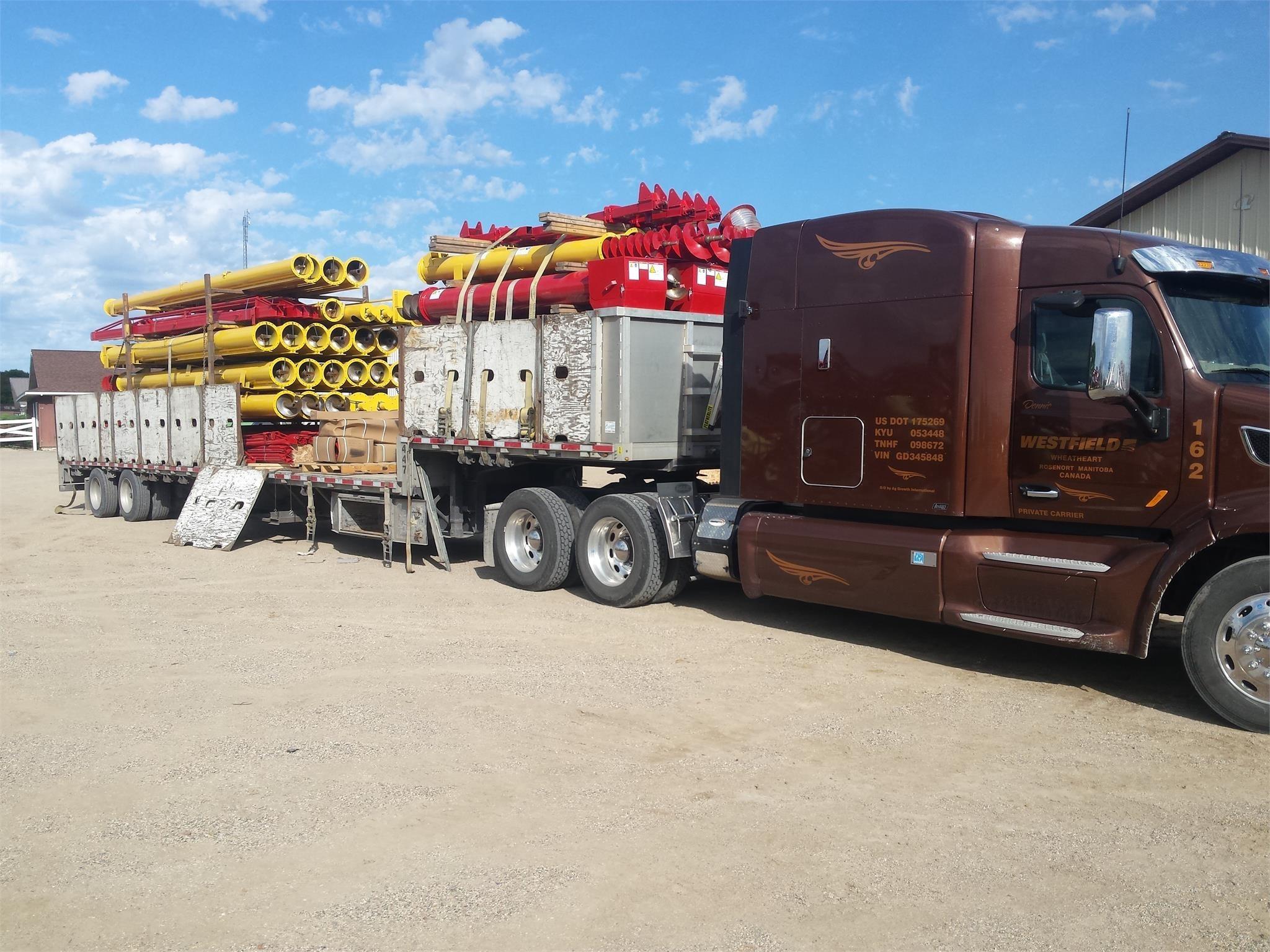2021 Westfield MKX160-85 Augers and Conveyor