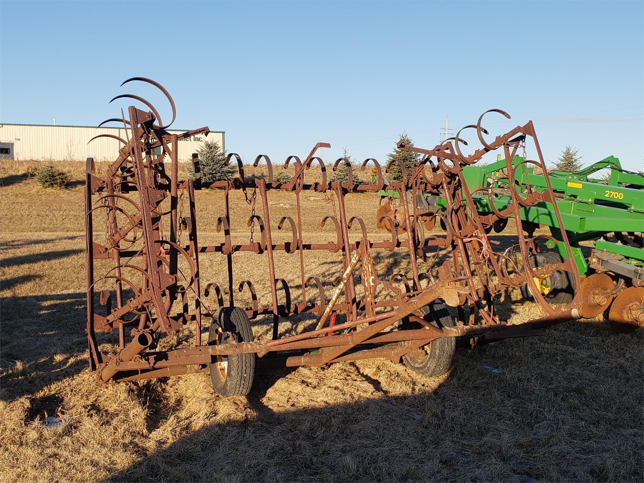 Brillion STCW-3 Field Cultivator