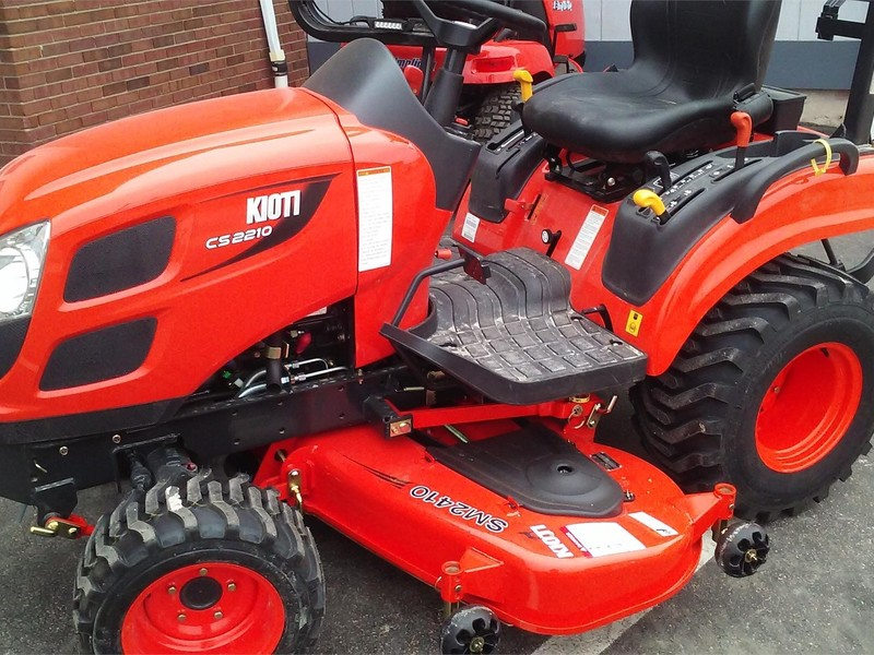 Used Kioti CS2210 Tractors for Sale | Machinery Pete