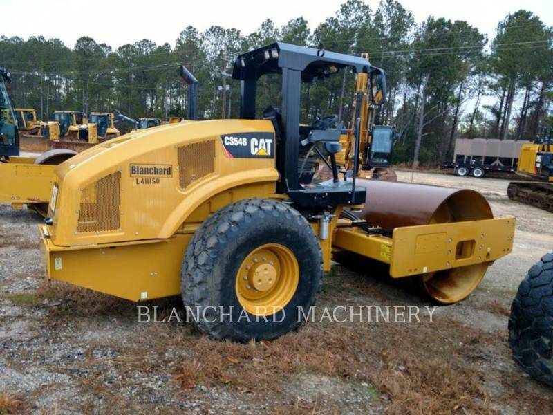 2012 Caterpillar CS54B Compacting and Paving