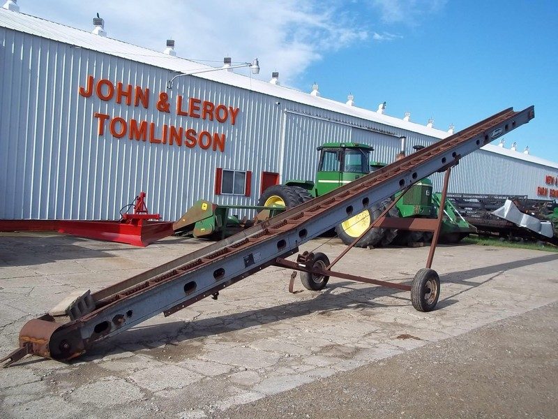 Used New Idea Augers and Conveyors for Sale | Machinery Pete