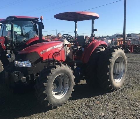 2016 Case IH Farmall 120C Tractor