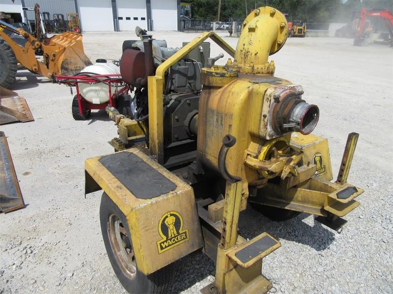 Wacker Neuson PT6DT Irrigation