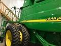 2000 John Deere 9650 Combine