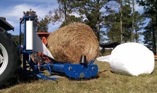 2021 Econo-Wrap EW-450S Bale Wrapper