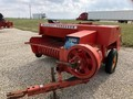 1986 Massey Ferguson 120 Self-Propelled Windrowers and Swather