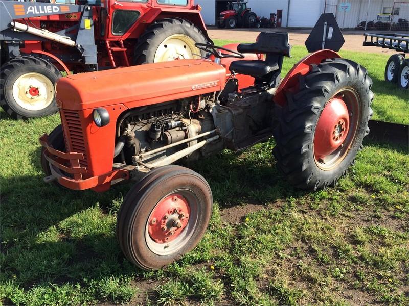 1957 Ferguson TO35 Tractor