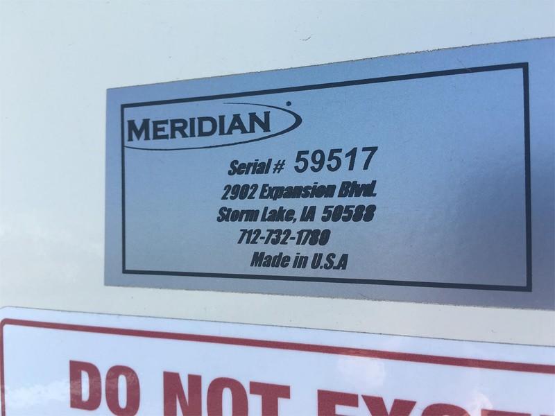 Meridian MAX 160 Feed Bin